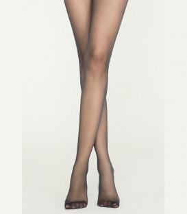 جوراب شلواری Penti پنتی مدل Fit نازک براق ضخامت 15 سرمهای Navy