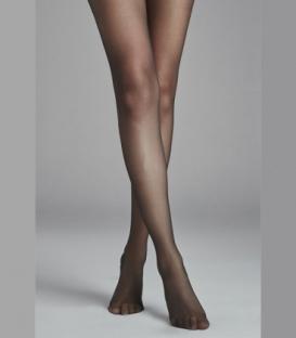 جوراب شلواری Penti پنتی مدل Tul شبه فیش نت (بدون سوراخ) نازک ضخامت 15 مشکی