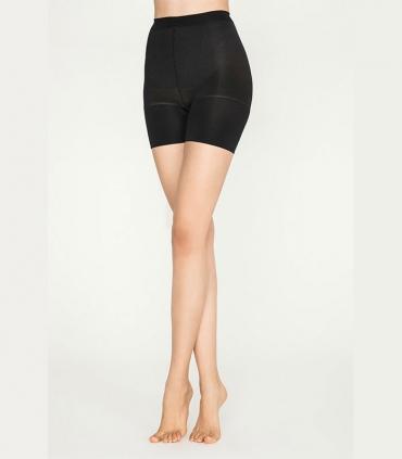 گن Penti پنتی مدل Shaper Short کمر سیلکونی تخت کننده شکم با لیفت باسن مشکی