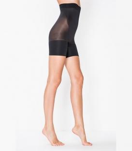 گن لایکرا Penti پنتی مدل Paçalı Korse تخت کننده شکم و پهلو شکل دهنده ران با لیفت باسن ضخامت 140 مشکی