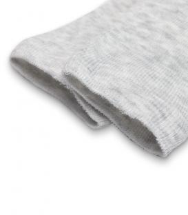 جوراب دیابتی ساق دار پاآرا سفید خاکستری