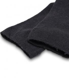 جوراب دیابتی ساق دار پاآرا خاکستری تیره