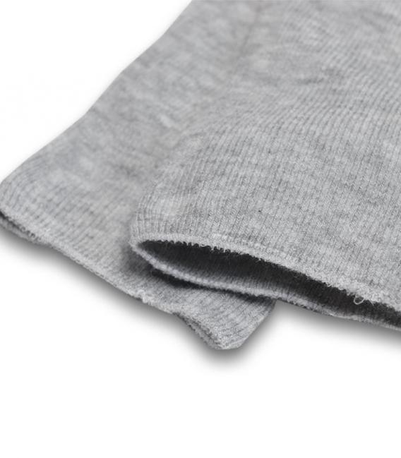 جوراب دیابتی ساق دار پاآرا خاکستری روشن