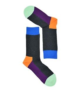 جوراب طرح هپی ساکس Five Color