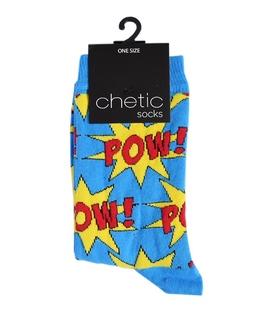 جوراب Chetic چتیک طرح انفجار آبی