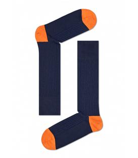 جوراب Happy Socks هپی ساکس طرح Dressed مدل Rib Knit