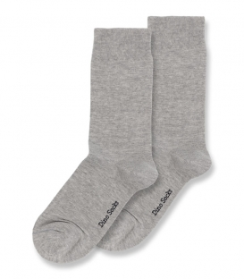 جوراب ساقدار داینو ساکس ساده خاکستری