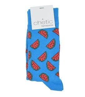 جوراب ساق دار Chetic طرح هندوانه