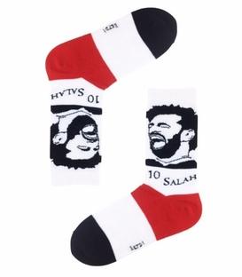 جوراب ساق دار طرح تیم ملی مصر