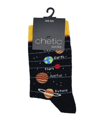 جوراب Chetic طرح منظومه شمسی