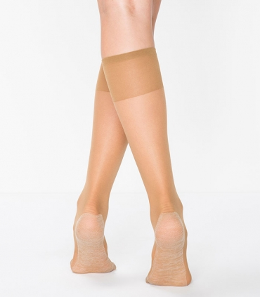 جوراب Penti پنتی زیر زانو مدل Konfor نیمه شفاف ضخامت 15 کرم Nude
