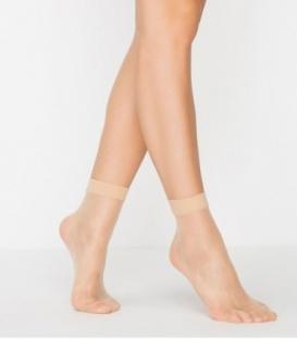 جوراب Penti پنتی نیم ساق مدل Super مات ضخامت 15 کرم Nude