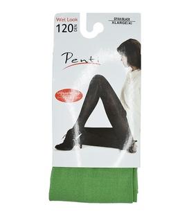 جوراب شلواری سبز 120