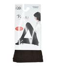 جوراب شلواری قهوهای 120