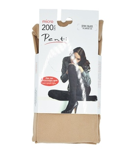 جوراب شلواری Penti کرم 200