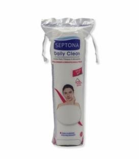 پد پاک کننده آرایش پنبهای Septona سپتونا - بسته 80 عددی