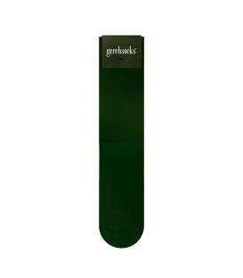 جوراب گره ساکس ساقدار کد GS151 سبز یشمی