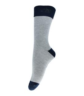جوراب ساق دار فانی ساکس طرح دو رنگ کد 100