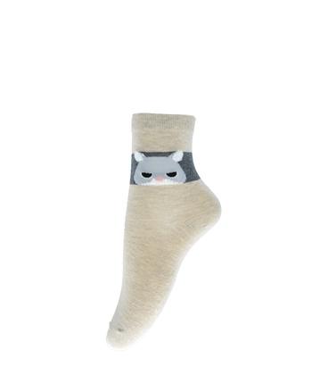 جوراب نیم ساق طرح موش مشکوک