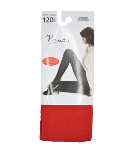 جوراب شلواری Penti قرمز 120