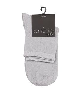 جوراب Chetic چتیک طرح لمهای نقرهای