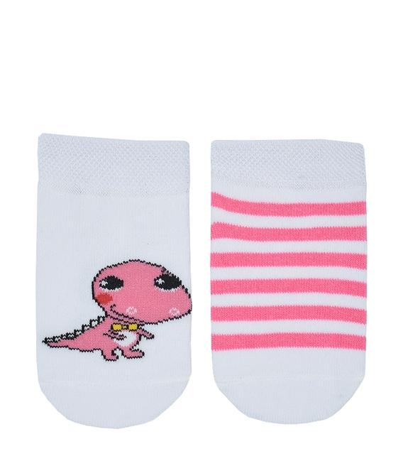 جوراب بچگانه پاآرا طرح دایناسور