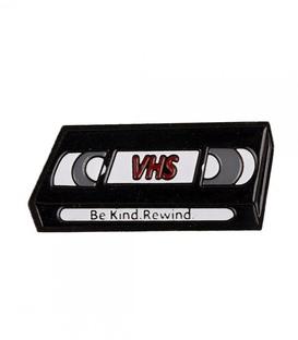 پین Hiuman طرح VHS