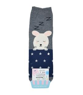 جوراب نیم ساق طرح موش خوابالو