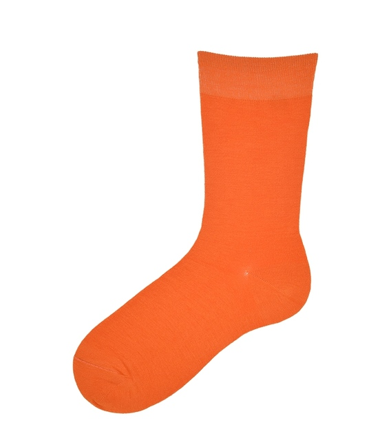 جوراب نانو ساق بلند پاآرا نارنجی