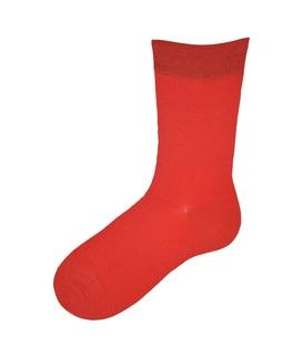 جوراب نانو ساق دار پاآرا قرمز