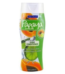 نرم کننده استوایی پاپایا و لیمو (درخشان کننده) Freeman فریمن - حجم 400 میلی لیتر
