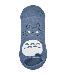 جوراب قوزکی طرح خرگوش توتورو سرمهای