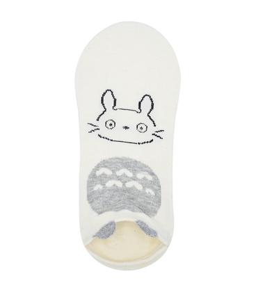 جوراب قوزکی طرح خرگوش توتورو شیری