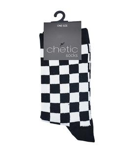 جوراب Chetic چتیک طرح شطرنجی
