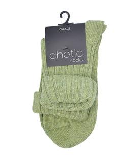 جوراب بافت Chetic چتیک سبز