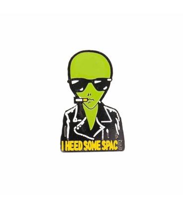 پین Hiuman طرح Alien