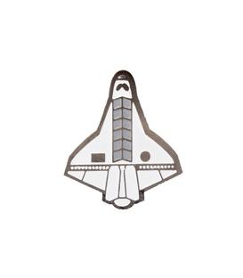 پین Hiuman طرح شاتل فضایی