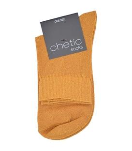 جوراب Chetic چتیک طرح لمهای پرتقالی