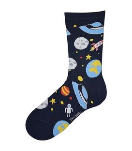 پک جوراب داینو ساکس فضایی - 3 جفت
