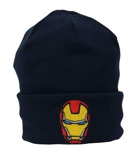 کلاه طرح Iron man سرمهای