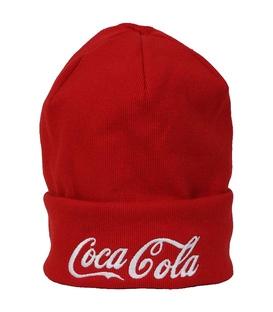 کلاه طرح کوکاکولا قرمز