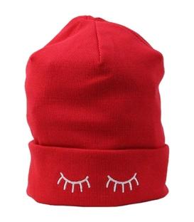 کلاه طرح چشم قرمز