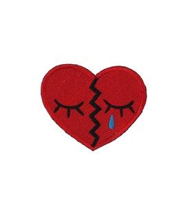 پچ حرارتی طرح Broken Heart