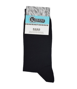 جوراب نانو ساق بلند Kabani مشکی