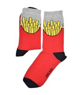 جوراب ساق دار Chetic چتیک سیب زمینی قرمز