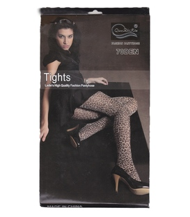 جوراب شلواری پلنگی 70
