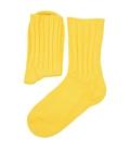 جوراب ساقدار بافت Chetic چتیک زرد