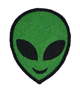 پچ حرارتی طرح Alien سبز
