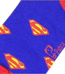 جوراب نانو مچی پاتریس طرح سوپرمن