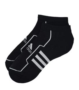 جوراب adidas آدیداس مچی کف حولهای سه خط مشکی